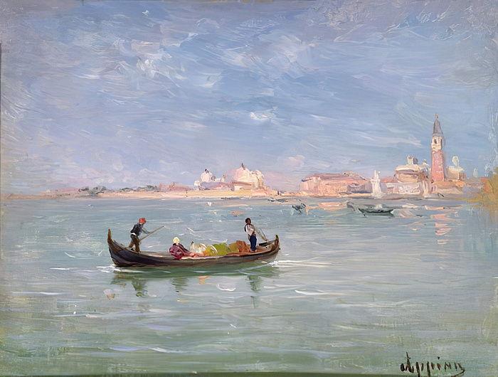 Аппиан. Венеция