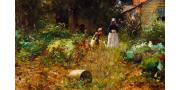 Уильям Форсайт: картины художника с фото и описаниями