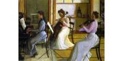 Лила Кэбот Перри: картины художника с фото и описаниями