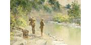 Пол Сойер: картины художника с фото и описаниями
