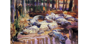 Джон Сингер Сарджент: картины художника с фото и описаниями