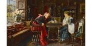Хосе Гальегос-и-Арноса: картины художника с названиями и описанием