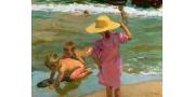 Хоакин Соролья: картины художника с названиями и описанием