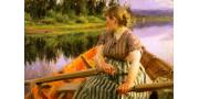 Андерс Цорн: картины художника с названиями и описанием