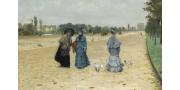 Джузеппе де Ниттис: картины художника с названиями и описанием