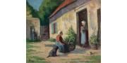 Максимильен Люс: картины художника с фото и описаниями