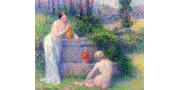 Ипполит Птижан (Петижан): картины художника с фото и описаниями