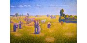 Шарль-Теофил Ангран: картины художника с фото и описаниями