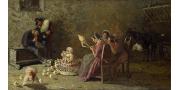 Джованни Сегантини: картины художника с фото и описаниями