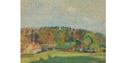Спенсер Гор: картины художника с фото и описаниями