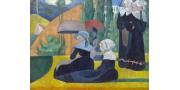 Эмиль Бернар: картины художника с названиями, описаниями и фото