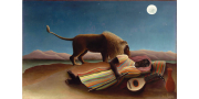 Анри Руссо: картины художника с названиями, описаниями и фото