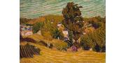 Родерик О'Конор: картины художника с названиями, описаниями и фото