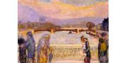 Пьер Боннар: картины художника с названиями, описаниями и фото