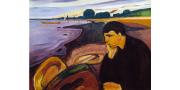 Эдвард Мунк: картины художника с названиями, описаниями и фото