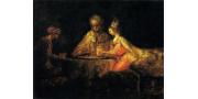 Рембрандт: картины художника с названиями и описанием