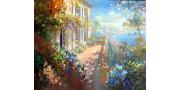 Картины маслом на холсте в современной живописи